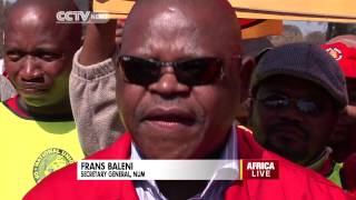 National Union of Mineworkers wants Board at Eskom Power Plant Sacked