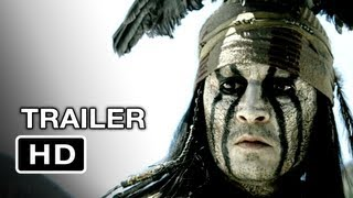Warrior - The Lone Ranger Official Trailer #2 (2012) - Johnny Depp Movie HD