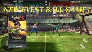 Shadow Fight 3 World Cup Event ! Foot Ball Game in Shadow Fight 3 !