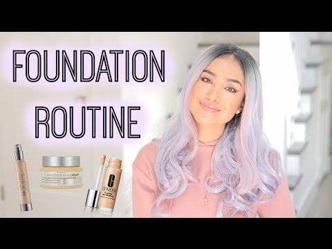 Matte & Flawless Foundation Routine for Oily Skin   Dulce Candy