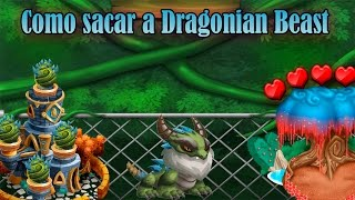 Monster Legends - Cómo Sacar a Dragonian Beast.
