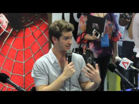 Spider-Man surprises: Andrew Garfield, Jamie Foxx visit a Singapore school