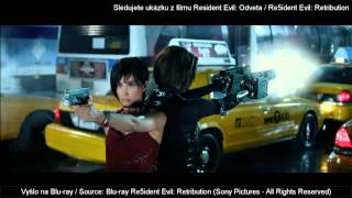 (10) Cool Scény: Re5ident Evil: Retribution