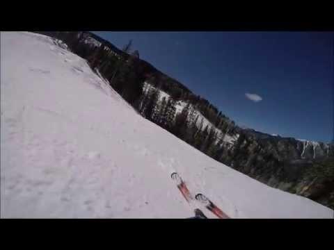 Ski level EXPERT!