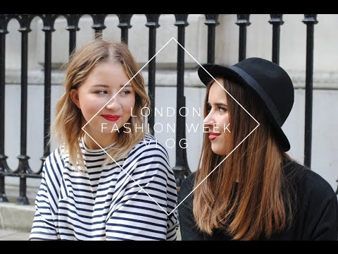 London Fashion Week Vlog | Hello October