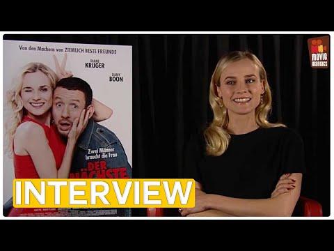 Der Nächste, Bitte! | Diane Kruger Exklusives Interview (2013)
