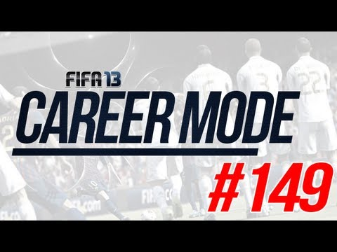 FIFA 13 - Career Mode - #149 - NOOOOOO GAZZA!! :'(