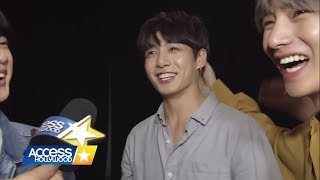 [CC engsub] 171117 BTS Talks About Girlfriend And Hollywood Crushes