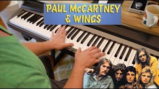 Paul McCartney & The Wings   I've Just Seen a Face