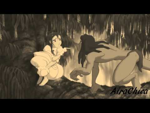 Tarzan x Jane - In una notte d