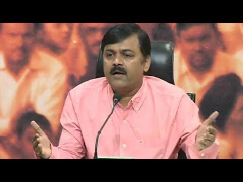 BJP GVL Narasimha Rao Press Meet LIVE || Vijayawada - TV9