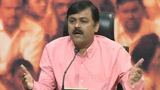 BJP GVL Narasimha Rao Press Meet LIVE || Vijayawada