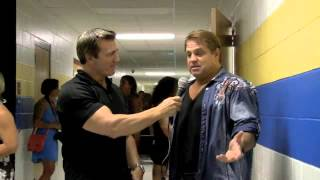 Eddie Robinson Pro Bodybuilder Interview