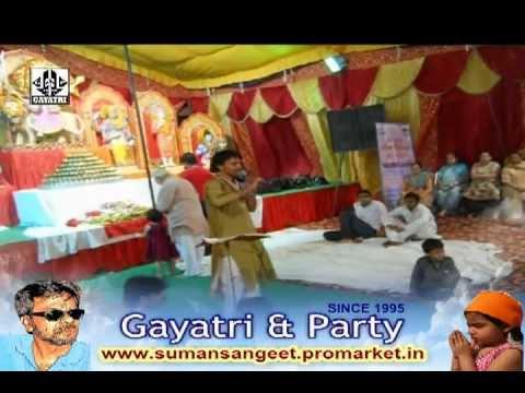 Jharo de de shyam Jatni..Shyam Bhajan in Vishal Mata Ki Chowki...
