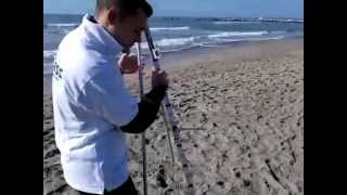 Surfcasting: tripode full optional il tanto atteso