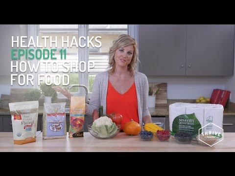 Grocery Shop the Right Way: Press Play for Health!