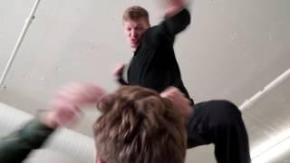 Will Greenburg Practice Fight