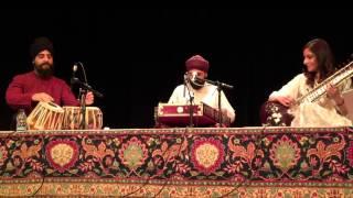 Roopa & Kaviraj Sitar Santoor Jugalbandi