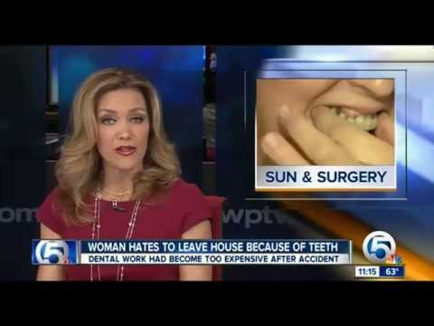 WPTV Local Floridian Travels to Costa Rica for Dental Tourism
