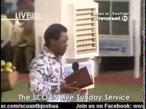 SCOAN 02 Mar 2014: Message: Why Pastor Commit Suicide? Why Christians Give Up On God? Emmanuel TV
