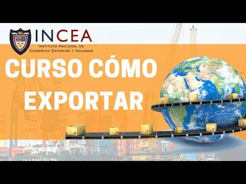 Curso Cómo Exportar