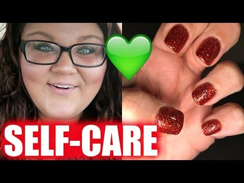 SELF-CARE IS SO IMPORTANT FOR ME! || ♡