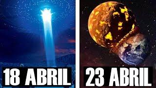 PROFECÍAS 18 y 23 de ABRIL del 2018 - ¿Qué pasará?