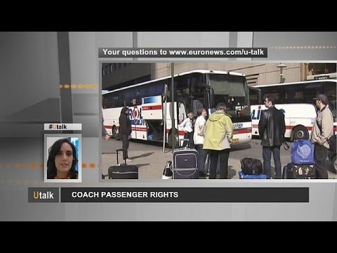 Consumer rights of coach passengers in Europe - utalk