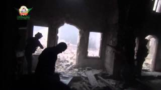 Syria Close Combat Fighting part1 16 June