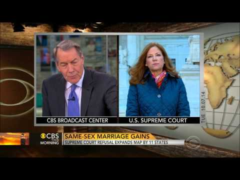 Supreme Court declines to hear gay marriage appeals