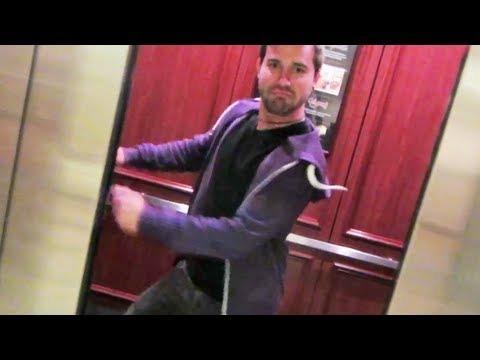 DRUNK ELEVATOR DANCE! (3.21.13 - Day 1421)
