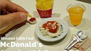 DIY Mini McDonald