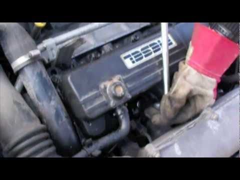 How to change glow plugs - Opel Astra