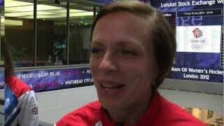 LONDON 2012 OLYMPICS: GB women's hockey going for gold