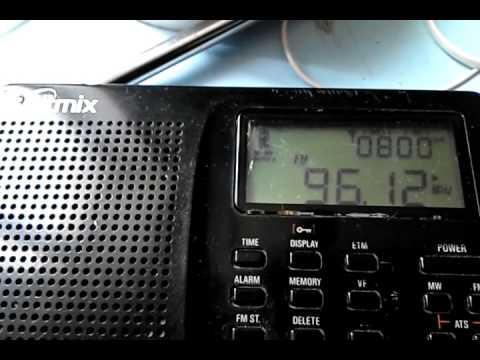 Es. 11.07.2016 96.1 Radio Al-Mahaba, Baghdad 2690km