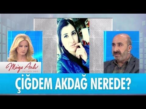 Çiğdem Akdağ İzmir'de kayboldu! - Müge Anlı İle Tatlı Sert 23 Kasım 2017