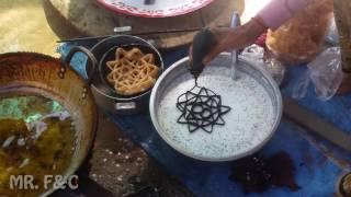Khmer Cake - Cambodia Popular Cake - Traditional Cake - Asian Street Food  #01