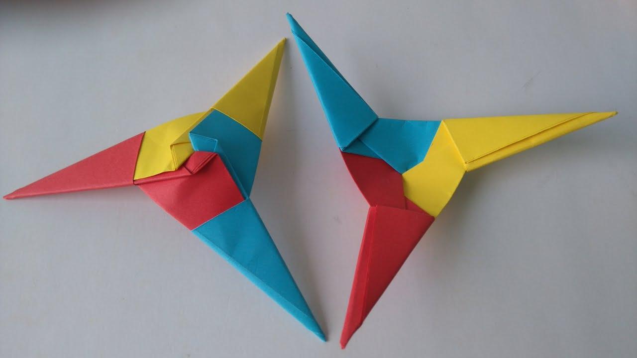 Игрушка оригами своими руками