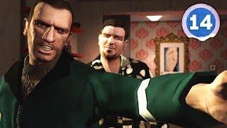 THE BIGGEST PLOT TWIST EVER 😂 - Grand Theft Auto 4 - Part 14