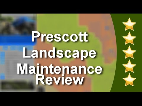 Prescott Landscape Maintenance Chino Valley Incredible 5 Star Review by Andrew C.