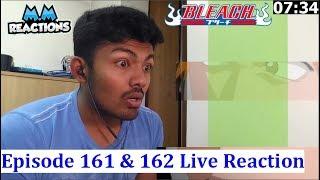 Ichigo vs Ulquiorra!! - Bleach Anime Episode 161&162 Live Reaction