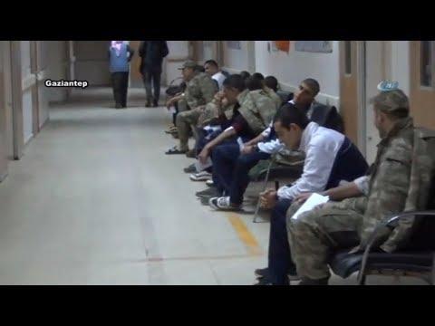 Zehirlendikleri Sanılan Askerlerin Durumu İyi
