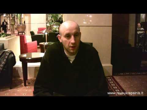 Zydrunas Ilgauskas interview