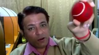 How to swing tennis ball like leather ball in hindi urdu