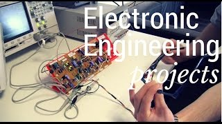 Electronic Engineering Final Year Projects