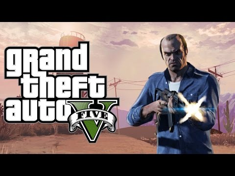 GTA 5 Online Funny Moments - Police Chase, Street Dancing, Drunk Driving