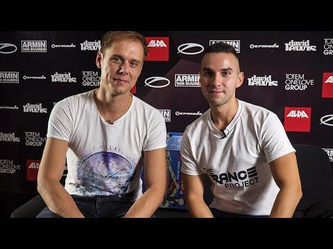 The Trance Project Interviews Armin van Buuren
