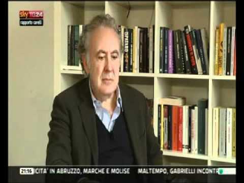 RAPPORTO CARELLI SKY TG24 – Intervista a Michele Santoro