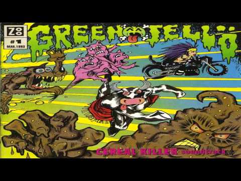 Green Jelly - Anarchy In The Uk