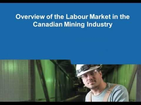 Canadian Mining Industry Employment and Hiring Forecasts 2011 Webinar Series- Ontario & Quebec